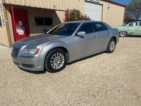 2012 Chrysler 300 for sale at Gtownautos.com in Gainesville TX