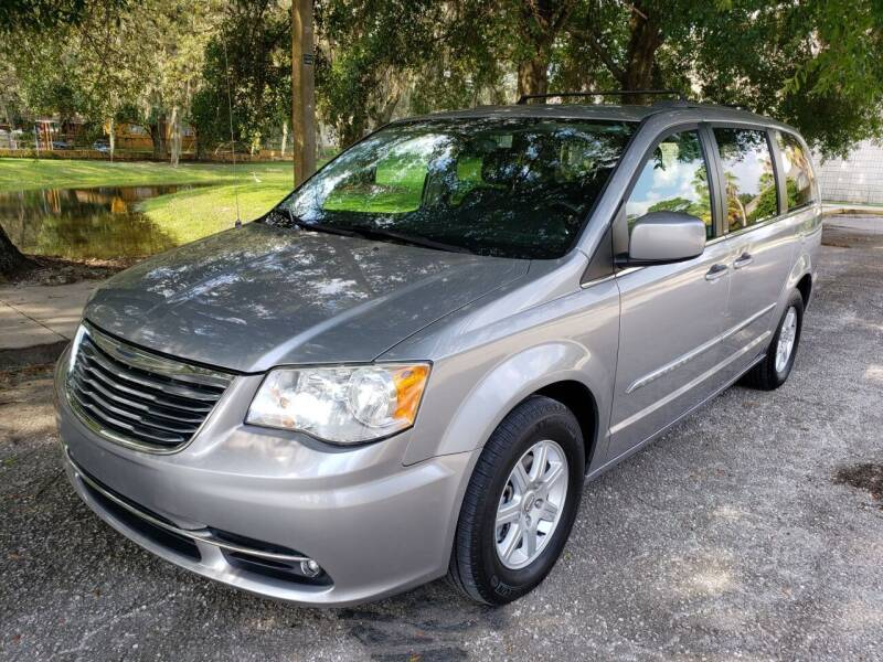 2013 Chrysler Town and Country for sale at The Auto Adoption Center in Tampa FL