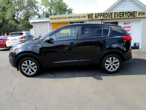 2015 Kia Sportage for sale at American Auto Group Now in Maple Shade NJ