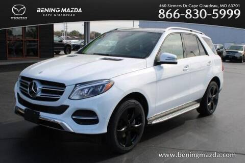 2016 Mercedes-Benz GLE for sale at Bening Mazda in Cape Girardeau MO