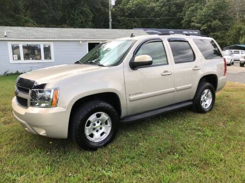 2007 Chevrolet Tahoe for sale at Manny's Auto Sales in Winslow NJ
