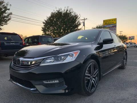 2016 Honda Accord for sale at 5 Star Auto in Matthews NC