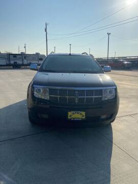 2009 Lincoln MKX for sale at Bostick's Auto & Truck Sales LLC in Brownwood TX