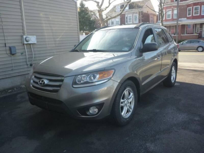 2012 Hyundai Santa Fe for sale at Pinto Automotive Group in Trenton NJ