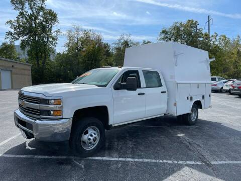 2015 Chevrolet Silverado 3500HD for sale at Gordon Motor Cars, LLC in Frazer PA