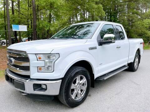 2015 Ford F-150 for sale at H&C Auto in Oilville VA