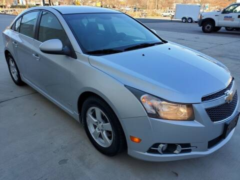2011 Chevrolet Cruze for sale at Raleigh Auto Inc. in Raleigh NC