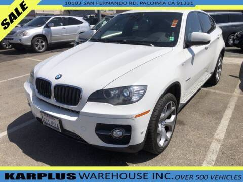 2012 BMW X6 for sale at Karplus Warehouse in Pacoima CA