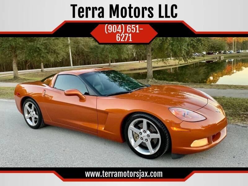 2007 Chevrolet Corvette for sale at Terra Motors LLC in Jacksonville FL