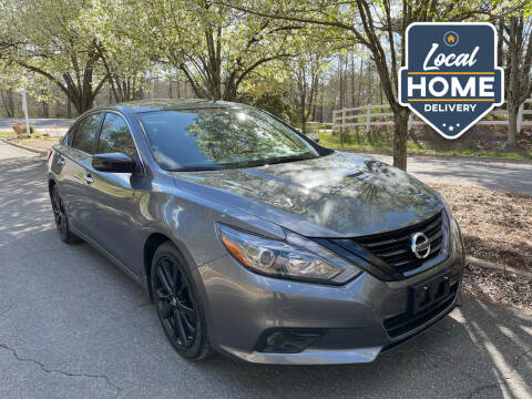 2018 Nissan Altima for sale at Premier Auto Solutions & Sales in Quinton VA