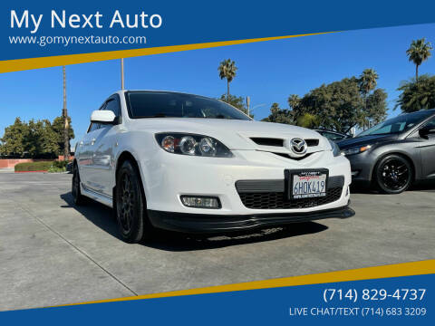 2009 Mazda MAZDA3 for sale at My Next Auto in Anaheim CA