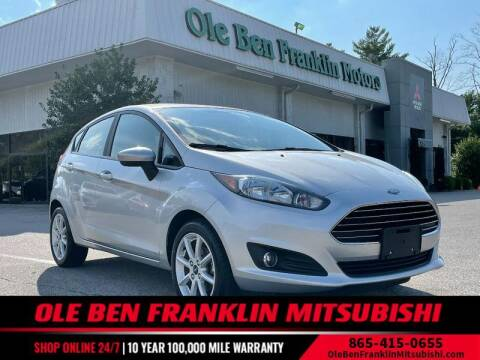 2019 Ford Fiesta for sale at Ole Ben Franklin Motors Clinton Highway in Knoxville TN