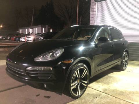 2013 Porsche Cayenne for sale at Champs Auto Sales in Detroit MI