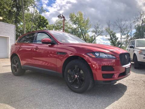 2017 Jaguar F-PACE for sale at Top Line Import of Methuen in Methuen MA