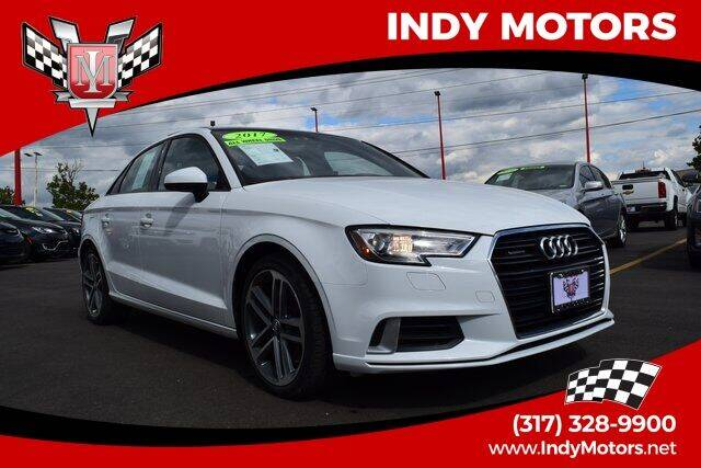 2017 Audi A3 for sale at Indy Motors Inc in Indianapolis IN