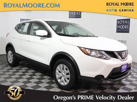2019 Nissan Rogue Sport for sale at Royal Moore Custom Finance in Hillsboro OR