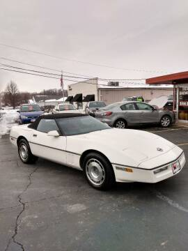 1987 Chevrolet Corvette for sale at Miro Motors INC in Woodstock IL