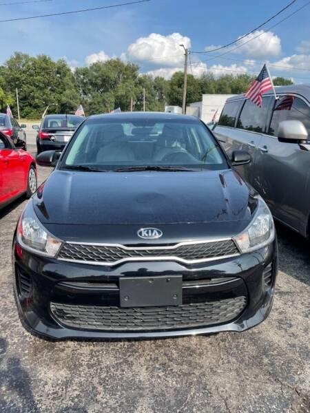 2018 Kia Rio for sale at DestanY AUTOMOTIVE in Hamilton OH