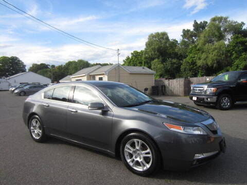 2011 Acura TL for sale at Auto Choice of Middleton in Middleton MA