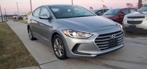 2017 Hyundai Elantra for sale at Wyss Auto in Oak Creek WI