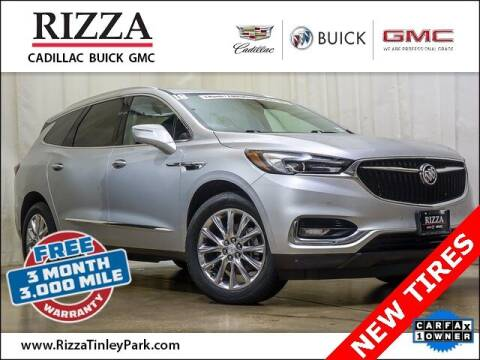 2018 Buick Enclave for sale at Rizza Buick GMC Cadillac in Tinley Park IL