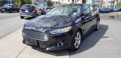 2013 Ford Fusion for sale at Motor City in Roxbury MA