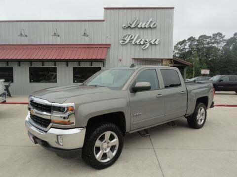 2017 Chevrolet Silverado 1500 for sale at Grantz Auto Plaza LLC in Lumberton TX