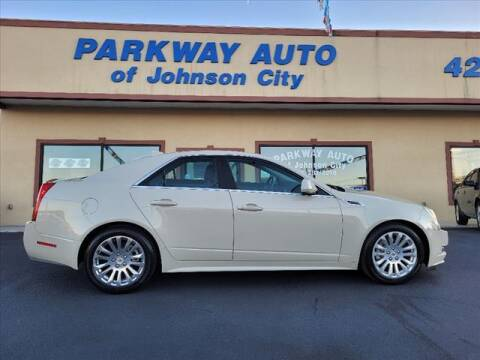 2010 Cadillac CTS for sale at PARKWAY AUTO SALES OF BRISTOL - PARKWAY AUTO JOHNSON CITY in Johnson City TN