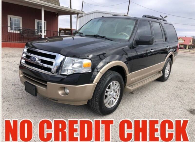 2012 Ford Expedition for sale at Decatur 107 S Hwy 287 in Decatur TX