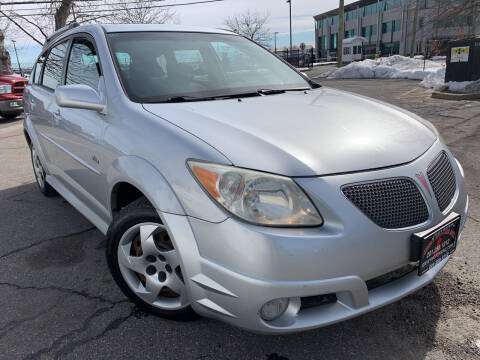 2006 Pontiac Vibe for sale at JerseyMotorsInc.com in Teterboro NJ