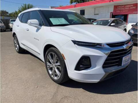 2019 Chevrolet Blazer for sale at Dealers Choice Inc in Farmersville CA