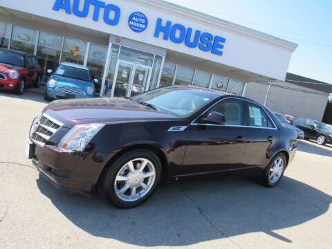2009 Cadillac CTS for sale at Auto House Motors in Downers Grove IL