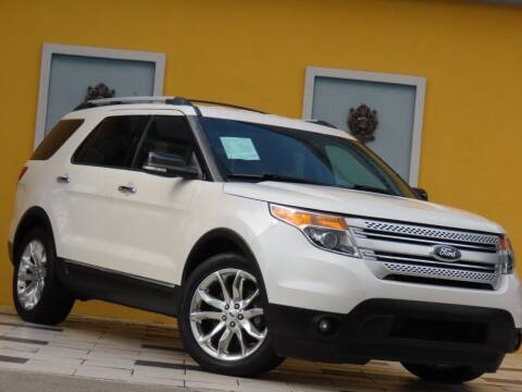 2013 Ford Explorer for sale at Paradise Motor Sports LLC in Lexington KY
