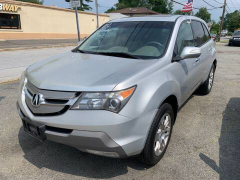 2009 Acura MDX for sale at Jerusalem Auto Inc in North Merrick NY