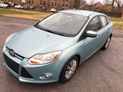 2012 Ford Focus for sale at Supreme Auto Gallery LLC in Kansas City MO