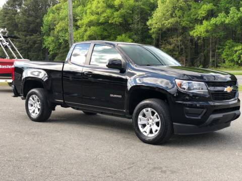 2016 Chevrolet Colorado for sale at CVC AUTO SALES in Durham NC