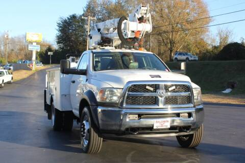 2015 RAM Ram Chassis 5500 for sale at Baldwin Automotive LLC in Greenville SC