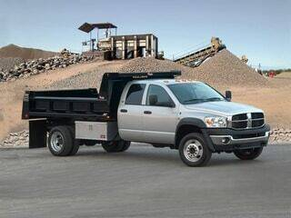 2008 Dodge Ram Chassis 4500 for sale at West Motor Company in Hyde Park UT