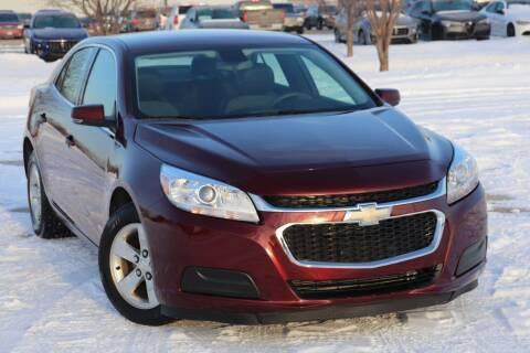 2015 Chevrolet Malibu for sale at Big O Auto LLC in Omaha NE