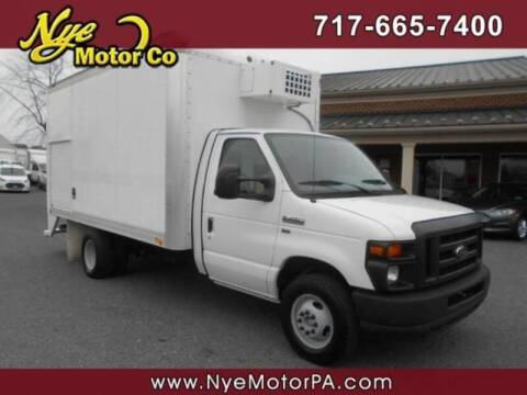 2011 Ford E-Series Chassis for sale at Nye Motor Company - Commercial in Manheim PA