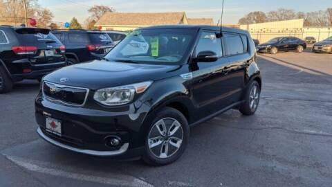 2017 Kia Soul EV for sale at Alvarez Auto Sales in Kennewick WA