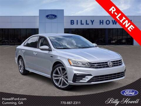 2018 Volkswagen Passat for sale at BILLY HOWELL FORD LINCOLN in Cumming GA