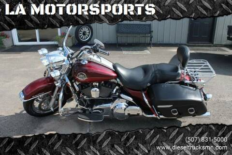 2008 Harley-Davidson Road King for sale at LA MOTORSPORTS in Windom MN