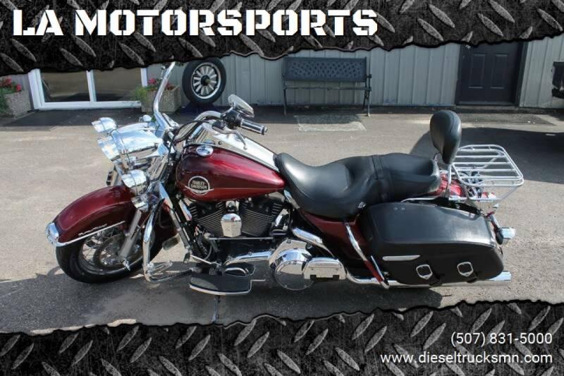 2008 Harley-Davidson Road King for sale at LA MOTORSPORTS in Windom MN
