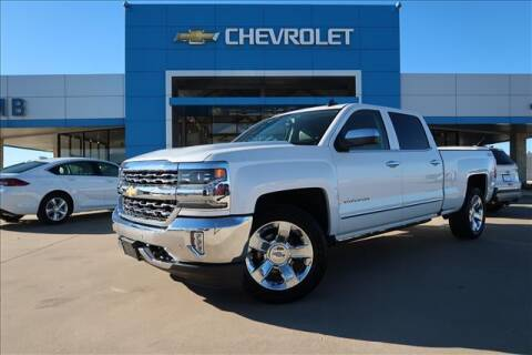2016 Chevrolet Silverado 1500 for sale at Lipscomb Auto Center in Bowie TX