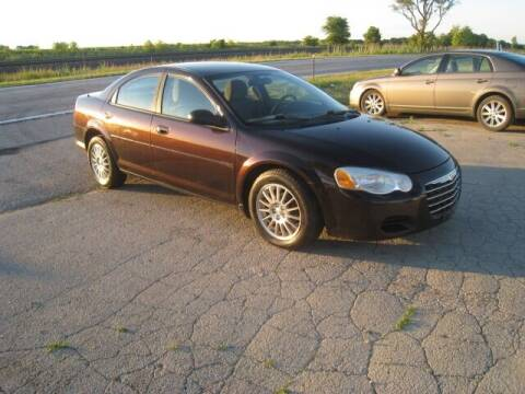 2004 Chrysler Sebring for sale at BEST CAR MARKET INC in Mc Lean IL