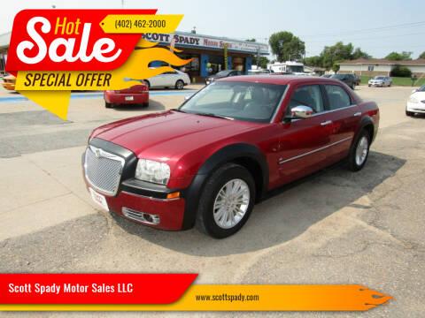 2010 Chrysler 300 for sale at Scott Spady Motor Sales LLC in Hastings NE