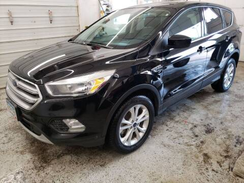 2017 Ford Escape for sale at Jem Auto Sales in Anoka MN