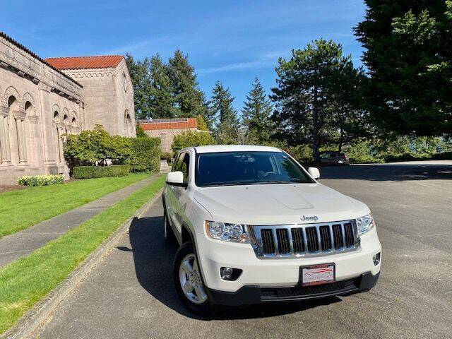 2012 Jeep Grand Cherokee for sale at EZ Deals Auto in Seattle WA