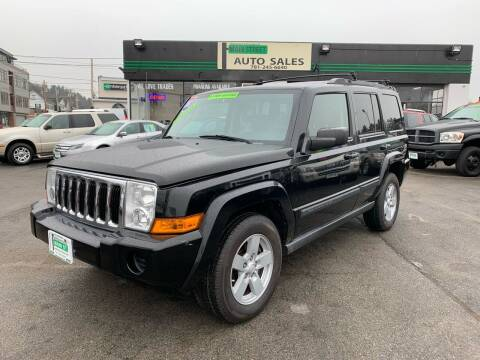 2007 Jeep Commander for sale at Wakefield Auto Sales of Main Street Inc. in Wakefield MA